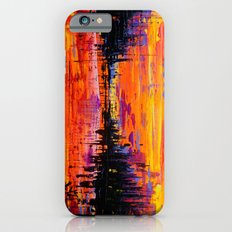 Northwoods Sunset iPhone 6 Slim Case