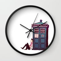 You Stole Me & I Stole You Wall Clock