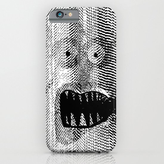 Copy Monster iPhone & iPod Case