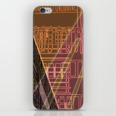Atlante 01-06-16 / STRUCTURAL CIRCUITS iPhone & iPod Skin
