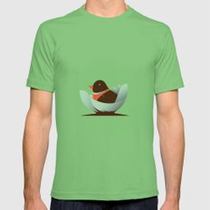 Nest Mens Fitted Tee Grass SMALL