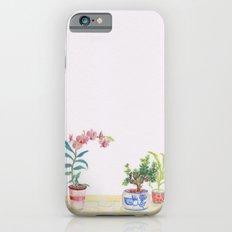 A flowery feeling Slim Case iPhone 6s