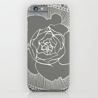 Rose Mandala iPhone 6 Slim Case