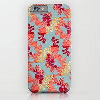 Floral Pattern iPhone 6 Slim Case