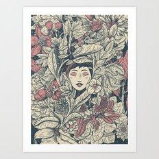 Ecstasy & Decay Art Print
