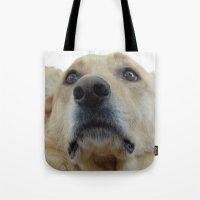 Indian Dog Tote Bag