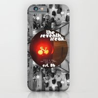 iPhone & iPod Case featuring Retro - Est. '86 by Ed J.