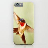 The Hummingbird iPhone 6 Slim Case
