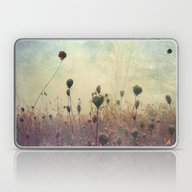 Her Mind Wandered In Bea… Laptop & iPad Skin