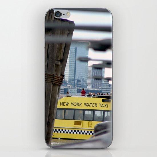 Taxi! iPhone & iPod Skin