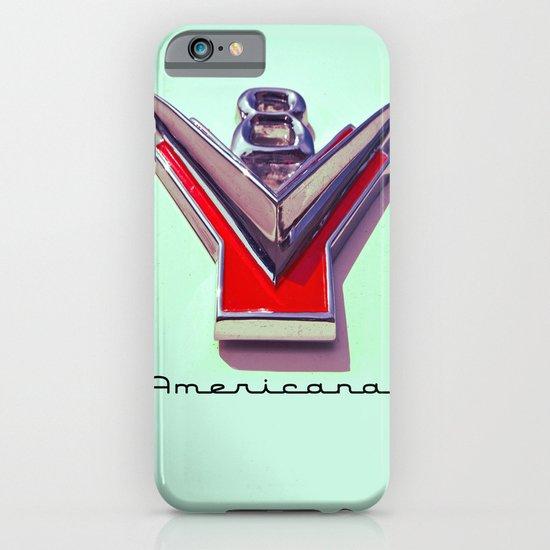 V8 iPhone & iPod Case