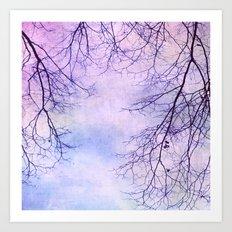 in heaven... Art Print