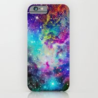 iPhone Cases featuring Fox Nebula by Starstuff