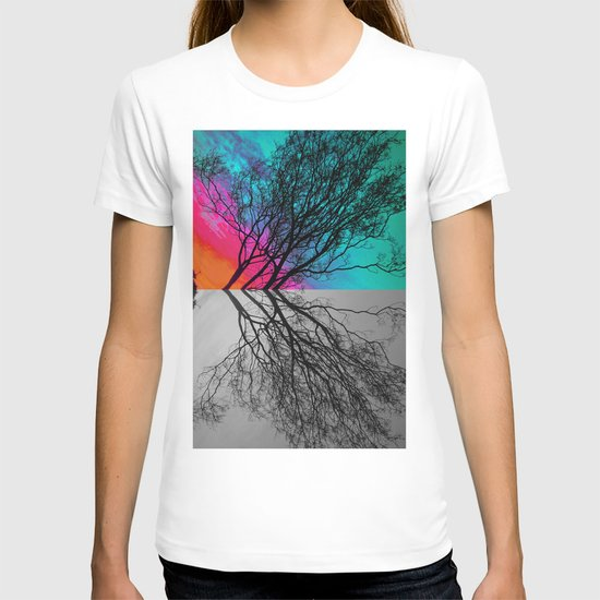 Behind The ol' Crape Myrtle T-shirt