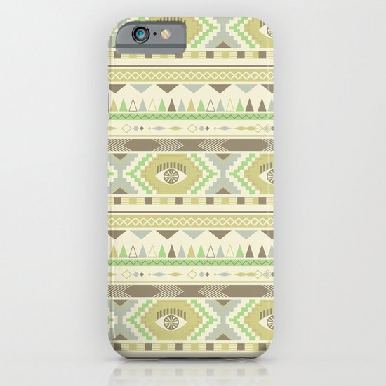 Aztec Eye iPhone & iPod Case