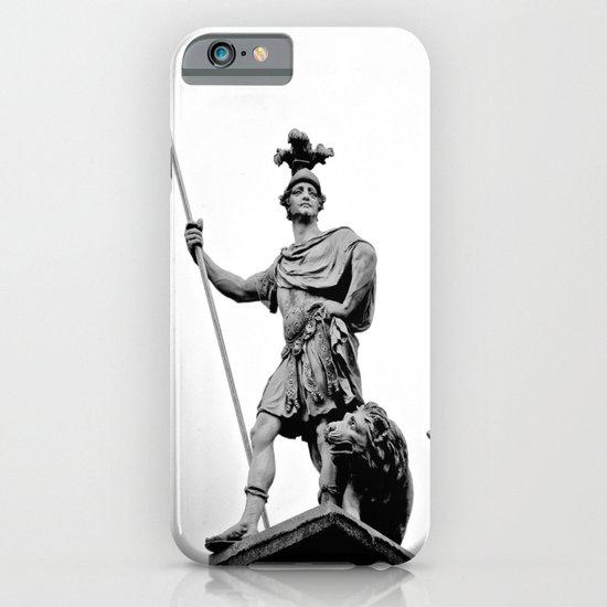 Guarding Dublin Castle iPhone & iPod Case