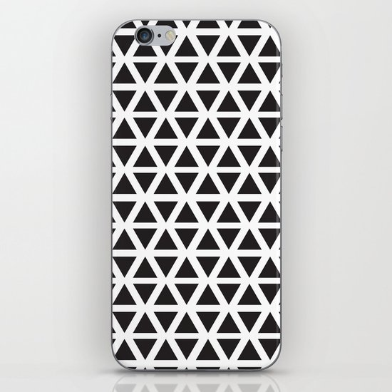 Dreieck iPhone & iPod Skin