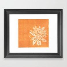 lilly Framed Art Print