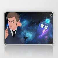 10th Doctor Laptop & iPad Skin