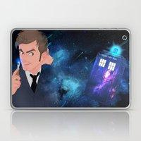 10th Doctor Laptop & iPad Skin