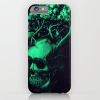 iPhone & iPod Case featuring The End Is the Beginning by nicebleed