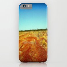 Concurry - Normonton Road - Outback Queensland iPhone 6 Slim Case