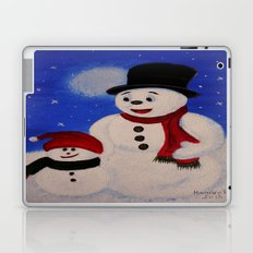 Hapy Holidays Laptop & iPad Skin