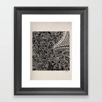 - Marina - Framed Art Print