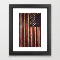 1776 Framed Art Print