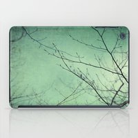 Touching the sky iPad Case