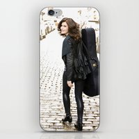 Walking iPhone & iPod Skin