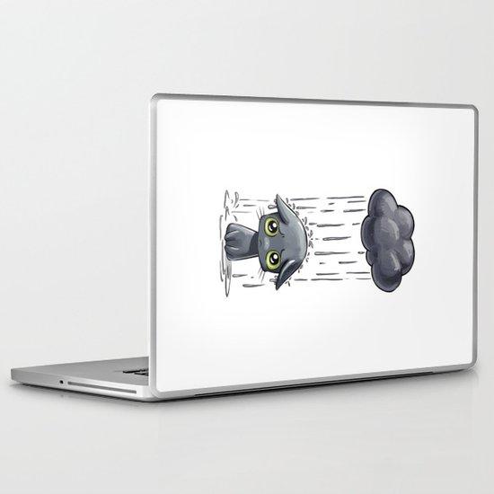 Pouring Laptop & iPad Skin
