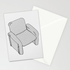 Chair Stationery Cards