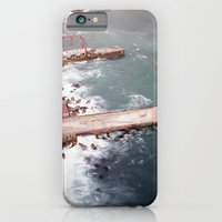 Cold Dark Sea iPhone 6 Slim Case
