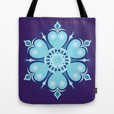 Heartflake Tote Bag