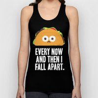 Taco Eclipse of the Heart Unisex Tank Top