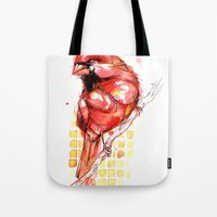 Cardinal Rule Tote Bag