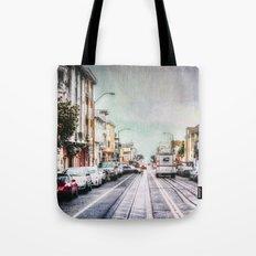 San Francisco Tote Bag