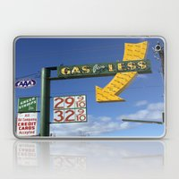 Gas For Less Laptop & iPad Skin