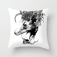 Giron Throw Pillow