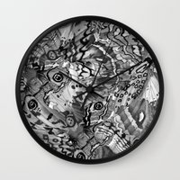 Nightfallen Wall Clock