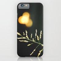 iPhone & iPod Case featuring twilight bokeh by rachel kelso