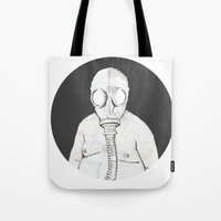 End Of The World Dude Tote Bag