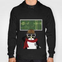 Little Penguin, Big Plan… Hoody