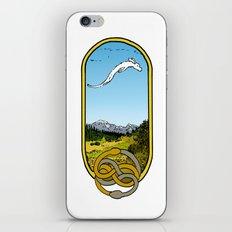 Flip Fantasia. iPhone & iPod Skin