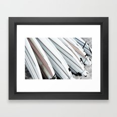 Surf's Up Framed Art Print