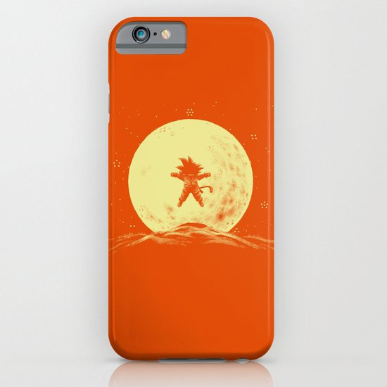 Full Moon iPhone & iPod Case