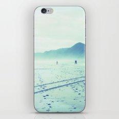 Piha Polaroid iPhone & iPod Skin