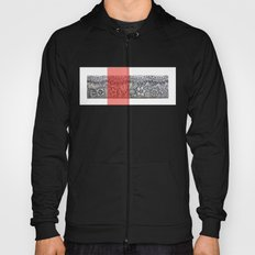 Four sides of a box (iii) Hoody