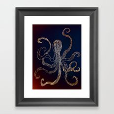8 reasons why you're awesome Framed Art Print